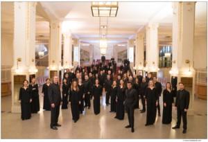Arnold Schoenberg Chor im kunsthaus mürz